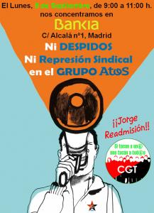 5-S Ni Despidos ni Represion Sindical Bankia Pequeño